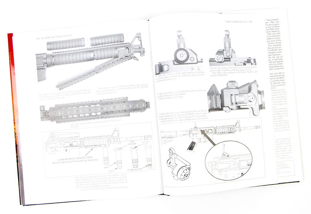 """Black Rifle II: The M16 Into the 21st Century - International on m16a1 schematic, stun gun schematic, b3 schematic, sks schematic, mp5k schematic, g3 schematic, m21 schematic, uzi schematic, m79 schematic, fal schematic, enfield schematic, shotgun schematic, m 16"""" rifle schematic, m14 schematic, m249 schematic, ak-47 schematic, m4 schematic, pistol schematic, m60 schematic,"""