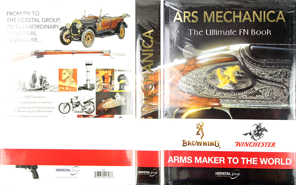 ARS MECHANICA The Ultimate FN Book