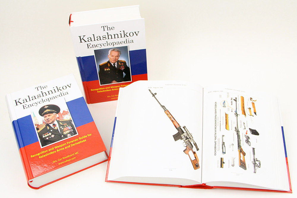 The Kalashnikov Encylopaedia - Free US Shipping