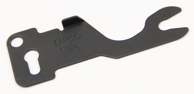 TAPCO INTRAFUSE Retaining Plate
